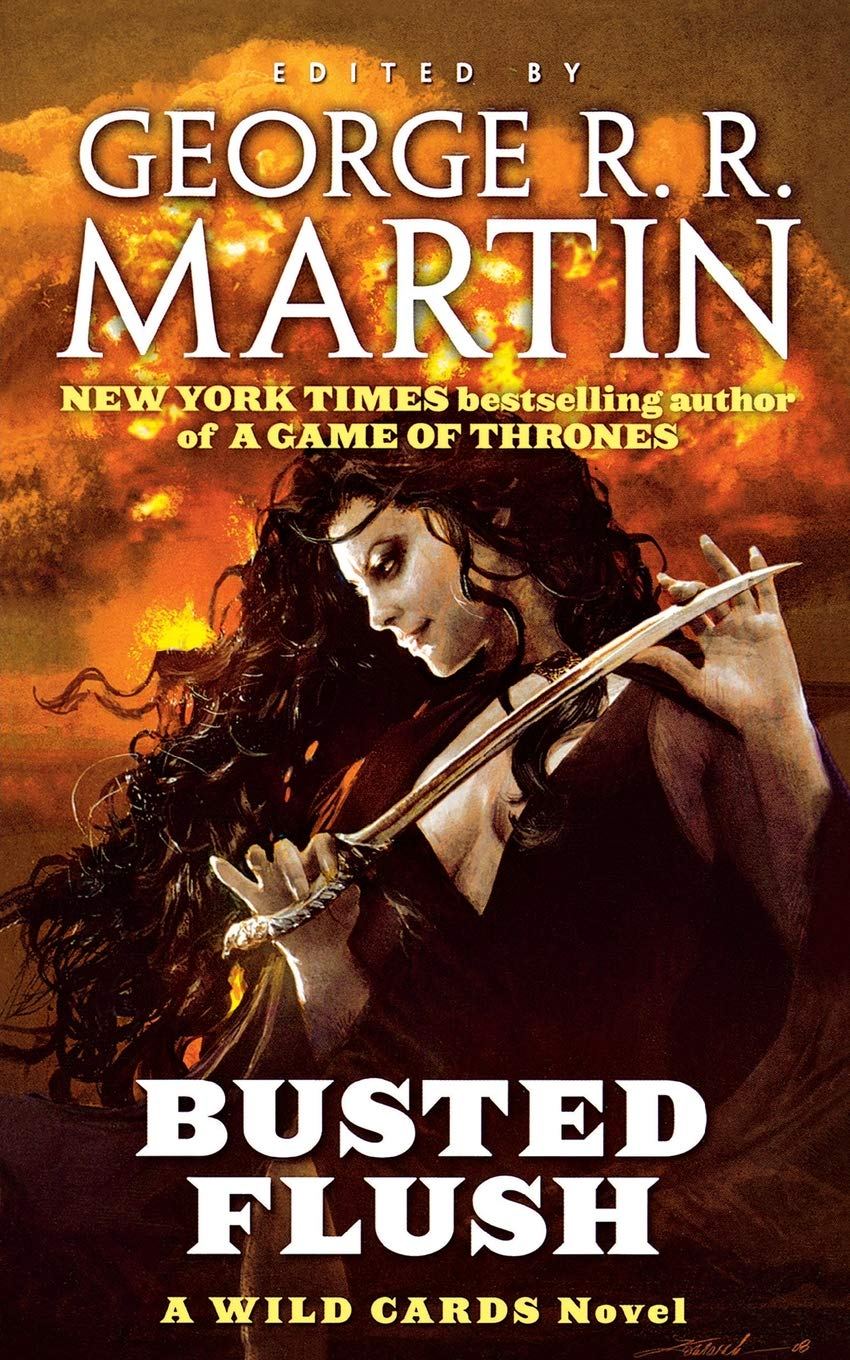 Busted Flush: A Wild Cards Novel (Wild Cards, 14)