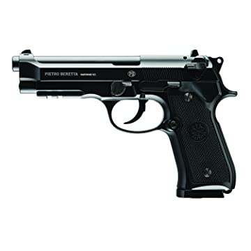 Umarex Beretta M92 A1 .177 Steel BB Airgun, Blowback
