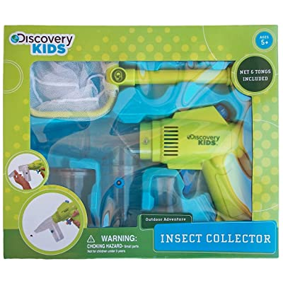 Discovery Kids Outdoor Adventure Insect Collector: Toys & Games