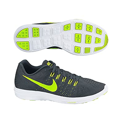 new product 4877e 69954 Amazon.com   Nike Lunartempo Mens Running Trainers 705461 Sneakers Shoes  (UK 6 US 7 EU 40, Classic Charcoal 002)   Road Running