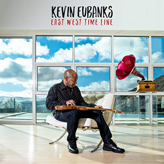 Kevin Eubanks - East West Time Line cover
