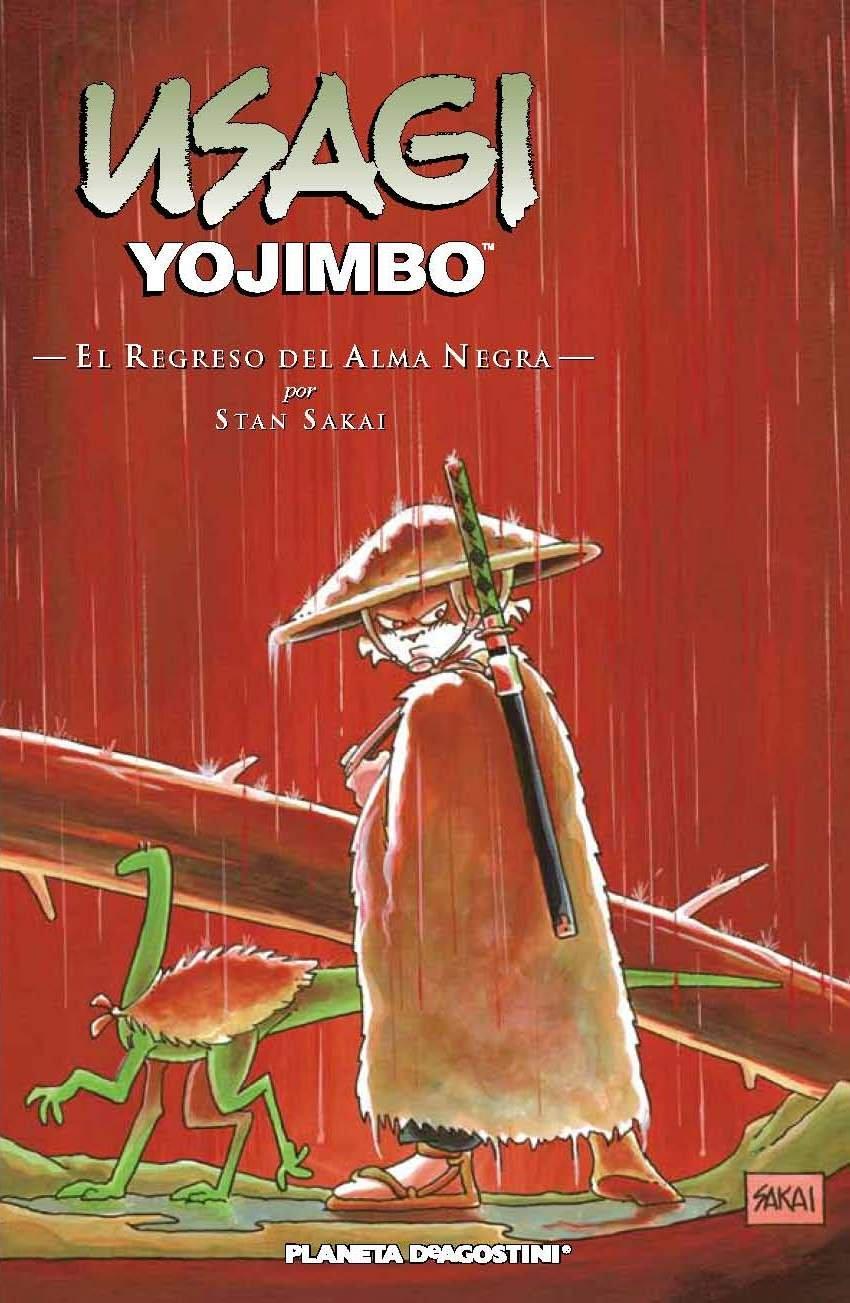 Usagi Yojimbo nº 24: El regreso del alma negra ...