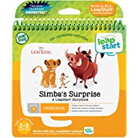 LeapFrog LeapStart The Lion King Simba's Surprise