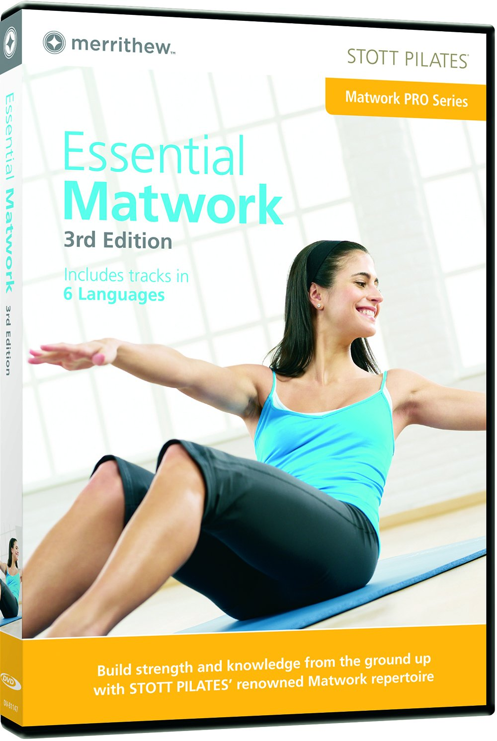Stott Pilates: Essential Matwork 3rd Edition (DVD)