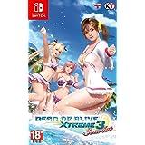 Dead or Alive Xtreme 3: Scarlet Nintendo Switch Game [ENGLISH, Japanese, Chinese, Korean Subtitles]