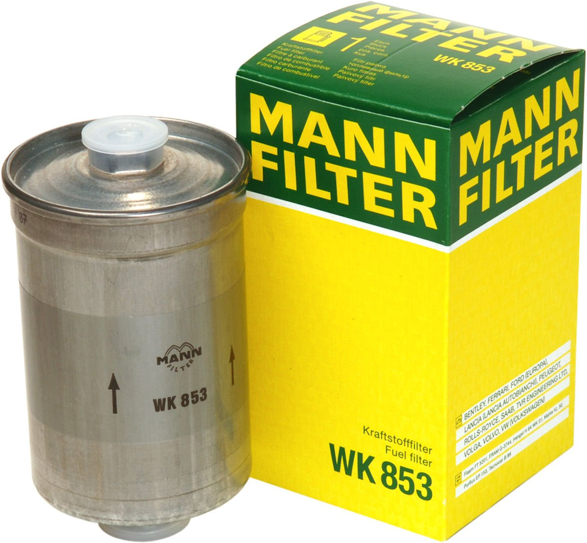 Mann Fuel Filters Wiring Library Volvo