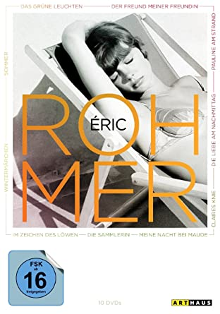 Best Of Eric Rohmer [10 DVDs]: Amazon.de: Eric Rohmer: DVD & Blu-ray