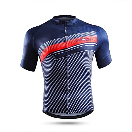 New Sports Wear Team Cycling Jersey Sets Bike Bicycle Top Short Sleeve Clothing
