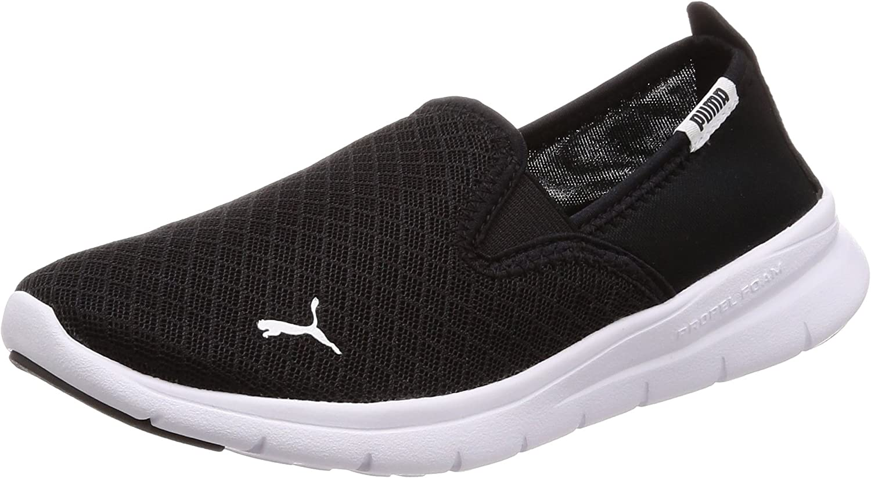 New Puma Lightweight Sneakers - Slip On