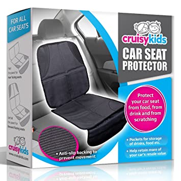 cruisy kids car seat protector for baby and infant