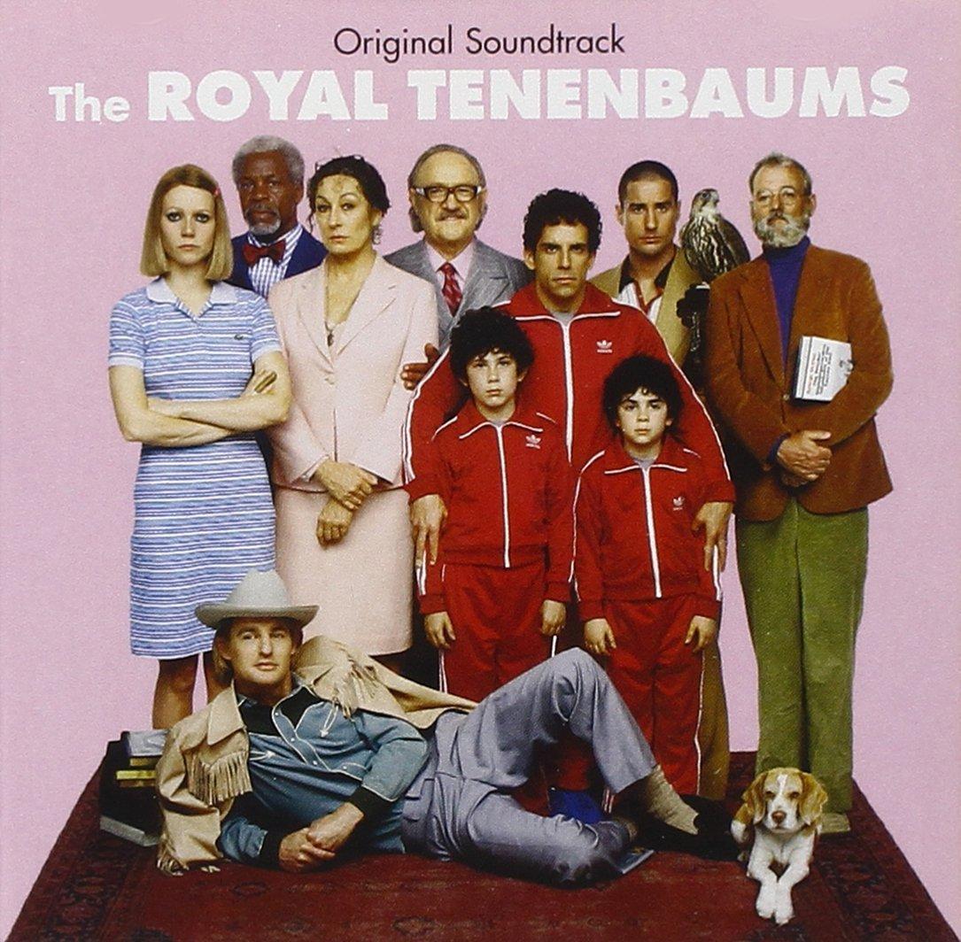 various artists royal tenenbaums com music