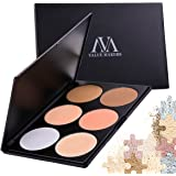 VALUE MAKERS® 6 Farben Highlight Powder Makers Puder Palette