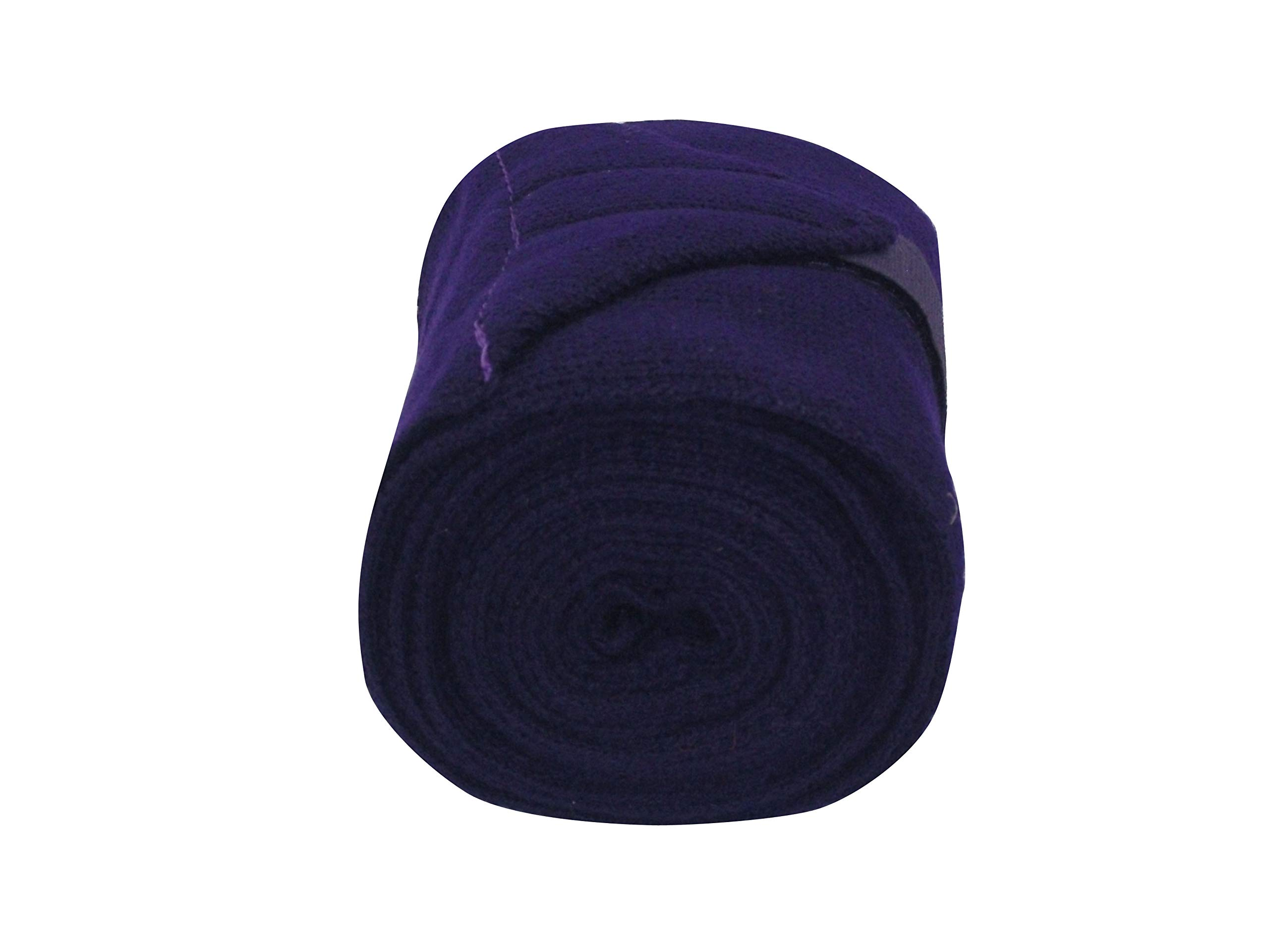 Protack Stable/travel Bandage Knitted : Purple