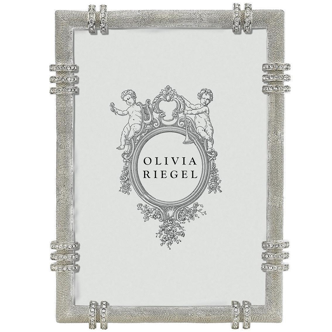 CASSINI Austrian Crystal 5x7 frame by Olivia Riegel - 5x7