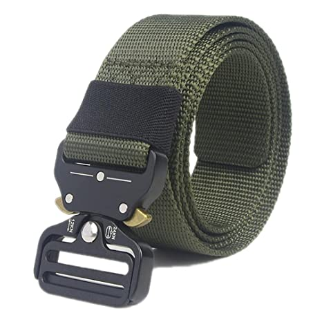 Amazon com: Men Army Tactical Belts Special Forces Military