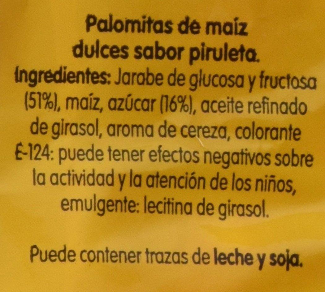 Popitas Sabor Piruleta Expansionadas - 200 gr , Pack de 6: Amazon.es: Alimentación y bebidas