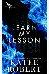Learn My Lesson (Wicked Villains Book 2) Kindle Edition