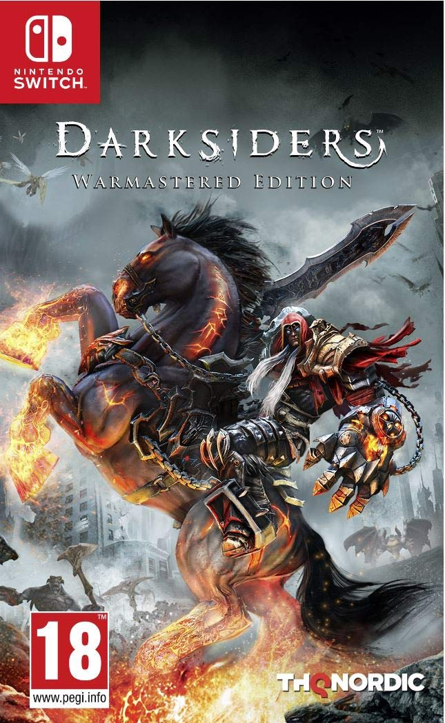 [2019-04-12] Darksiders : Warmastered Edition (Switch)  71dYVIbvNzL._SL1049_