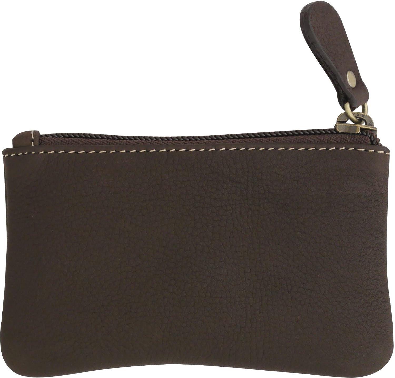 Piel Monedero Cambio Cartera Tarjeta Caso Pequeño cremallera bolsa para hombres mujeres: Amazon.es: Zapatos y complementos