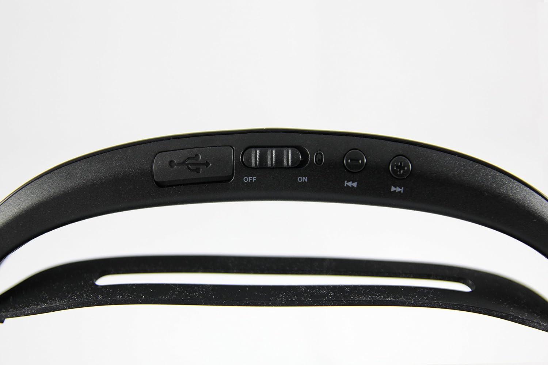 KEIKKEN Auriculares de conducción ósea Deportivos: Amazon.es: Deportes y aire libre