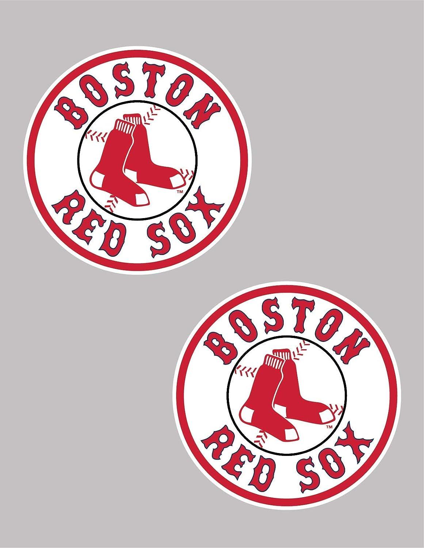 RED SOX BOSTON Vinyl Decal Sticker