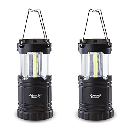 Atomic Beam Lantern Original by Bulbhead, Bright 360-Degree, Collapsible LED Lantern for Emergencies Camping