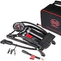 HEYNER PedalMax PRO Negro Edición Premium Doble bomba
