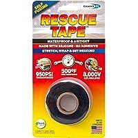 Rescue Tape | Self-Fusing Silicone Tape | Emergency Pipe & Plumbing Repair | DIY Repairs | Seal Radiator Hose Leaks…