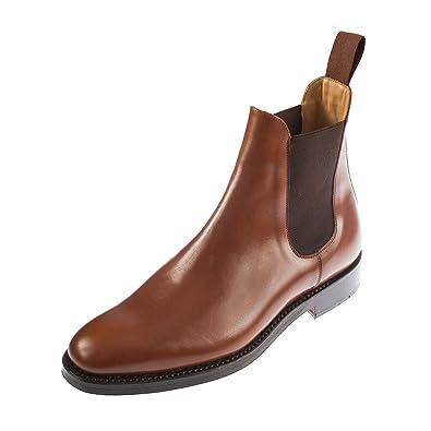 John Spencer - Zapatos de cordones para hombre blank, color marrón, talla 40 EU