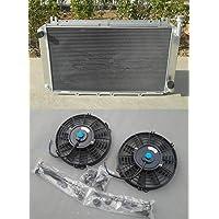Para radiador de aluminio 3ROW GQ PATROL Y60