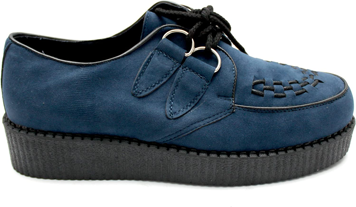 Brothel Creepers Shoes Boots Size UK