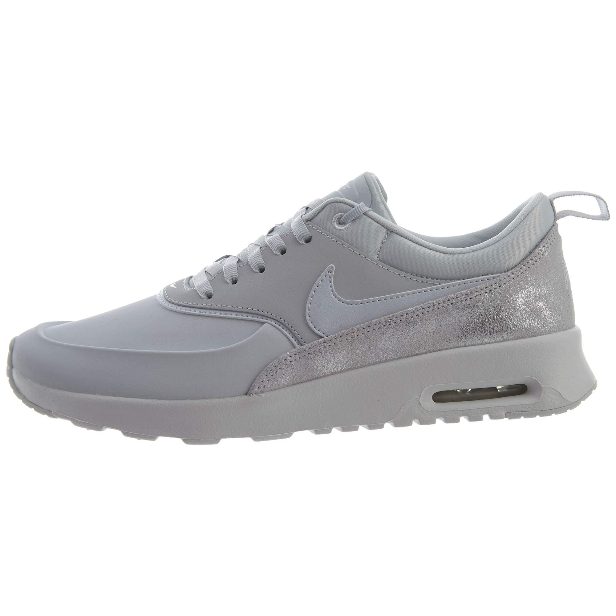 f113053f40 Galleon - Nike Women's Air Max Thea PRM Pure Platinum/Pure Platinum Running  Shoe 6 Women US