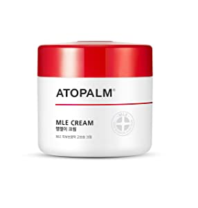 ATOPALM MLE Cream / 5.4 Fl Oz, 160ml / Skin Barrier Strengthening Cream with 48-hour Long Hydration for All Ages
