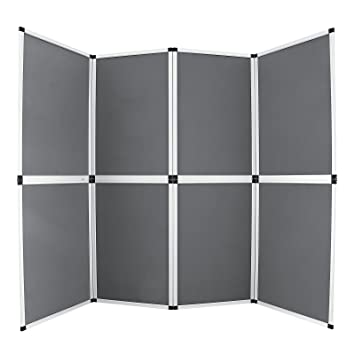 Portable Exhibition Board : Mosaical display board stand panel portable exhibition stand