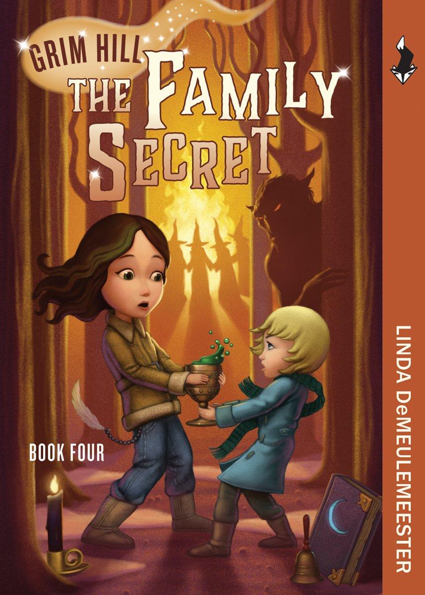 Read Online The Family Secret (Grim Hill) pdf