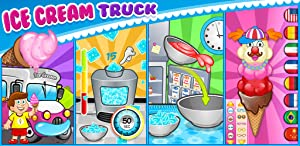 Ice Cream Truck: A Crazy Chef Adventure from TabTale LTD