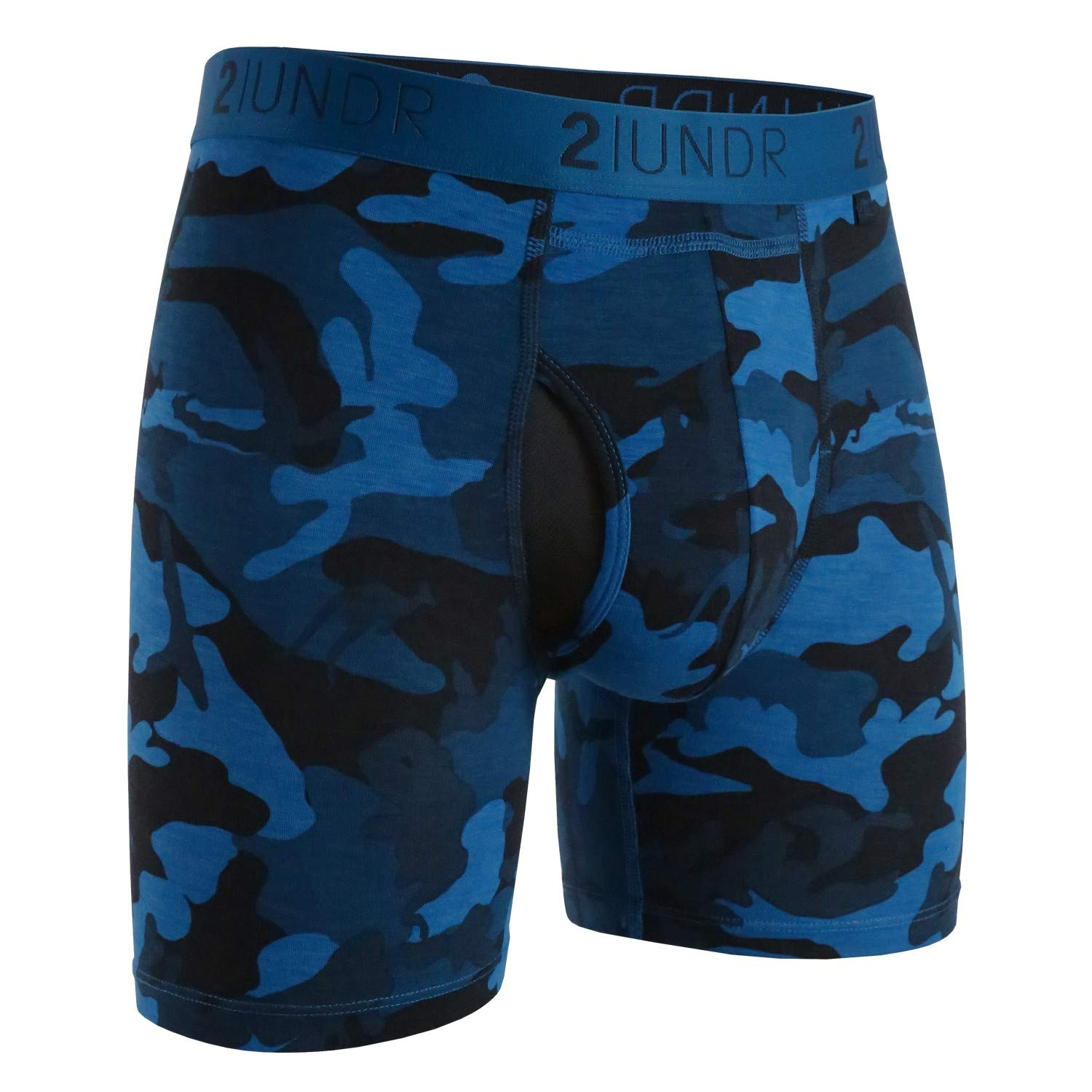 """2UNDR Swing Shift 6/"""" Boxer Brief-2Pack"""