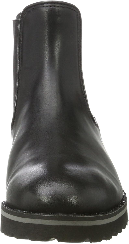 Gabor Shoes Gabor Fashion, Bottes Femme Noir Schwraglitter