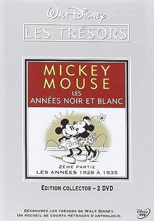 Mickey Mouse Les Annees Noir Et Blanc 2eme Partie Les Annees