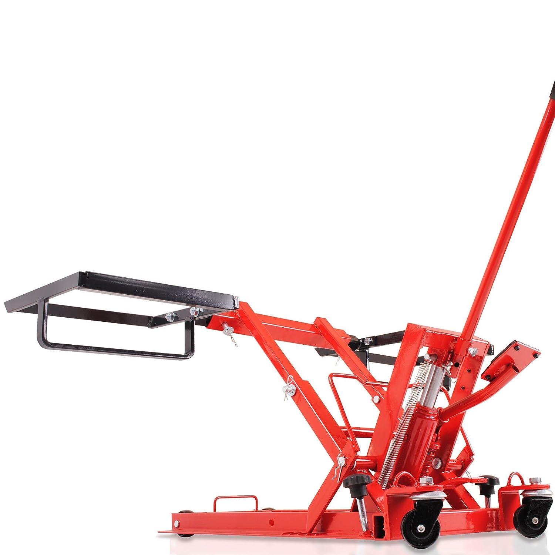 Heavy Duty elevador hidráulico de tractor cortacésped ATV Quad ...