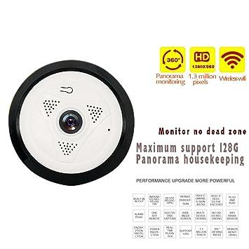 Cámara Wifi tarjeta SD de giro Bar & cámara de seguridad, Ip Cam Indoor/