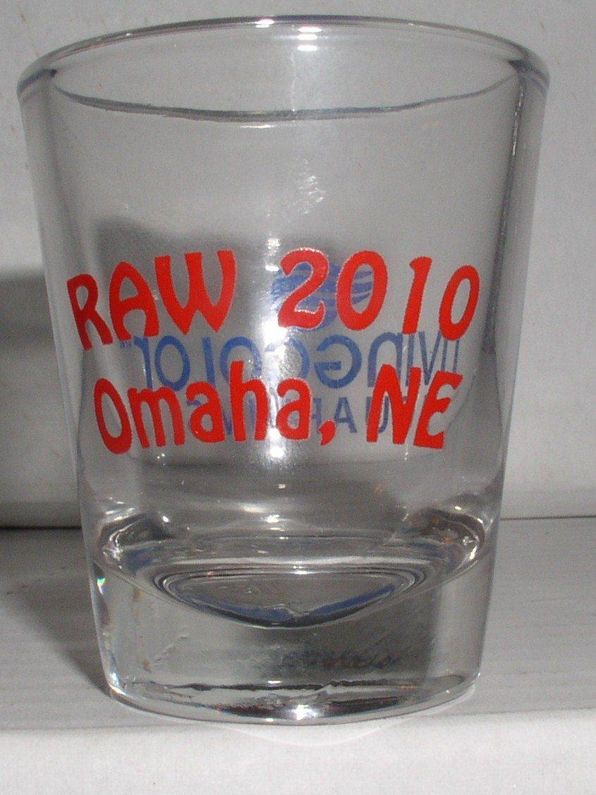 RAW 2010 OMAHA NEBRASKA ONE OUNCE