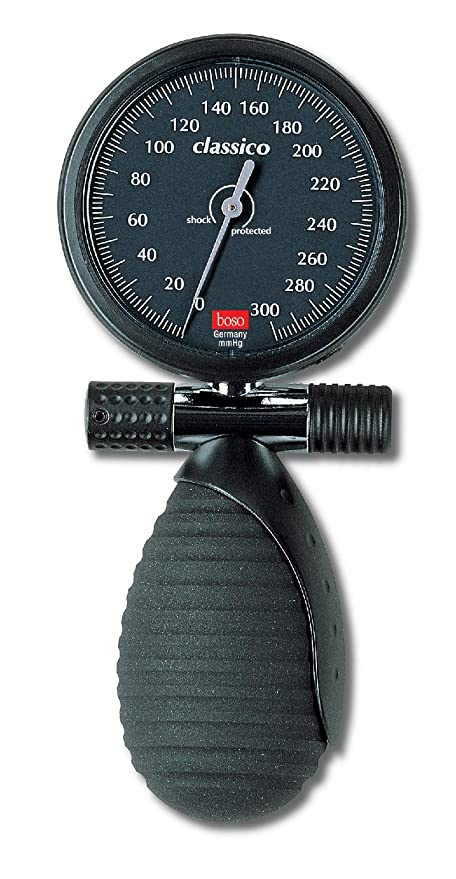 Boso classico mecánico tensiómetro con gancho manguito