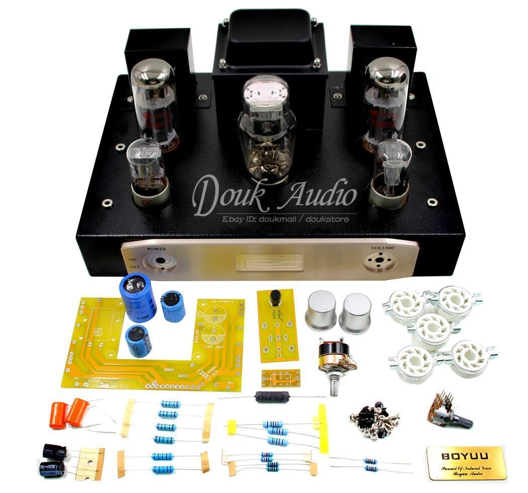Nobsound EL34 Valve Tube Amplifier Single-ended Pure Class A