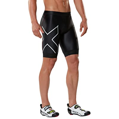 2XU Men's Compression Tri Shorts