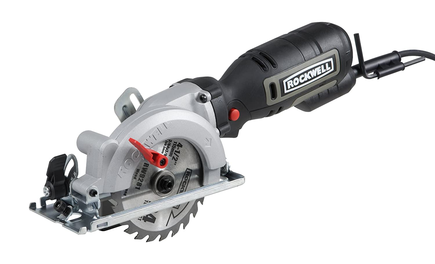 Rockwell RK3441K - Top Rated Compact Circular Saw