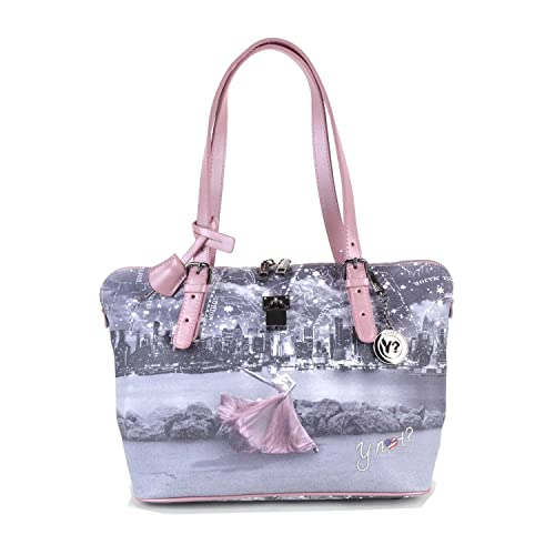 Borsa a spalla Y Not - I388 Zodiac ZDC  Amazon.it  Scarpe e borse 2c25866fad5