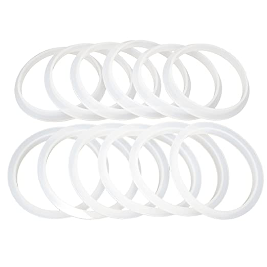 Amazon Com Unique Design Reusable Silicone Seals For Use With Wide