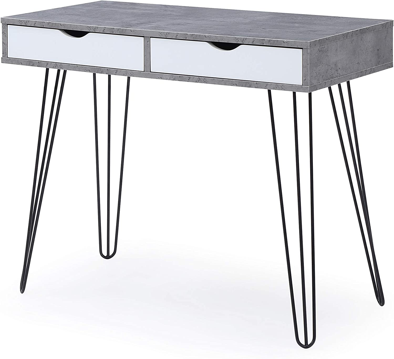 AC Pacific Laurel Desk, Black