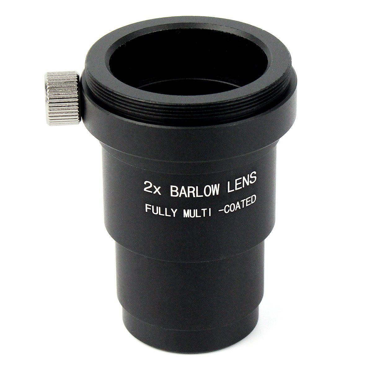 Solomark Barlow Lens 2x 1.25 Inch Multi-Coated Metal with M42x0.75 Thread Camera Connect Interface for Telescope by SOLOMARK